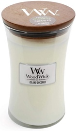 WoodWick Island Coconut Candle 609.5g White