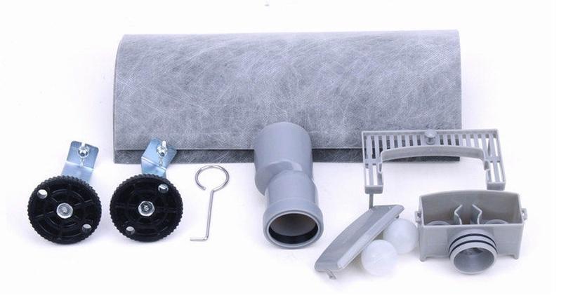 Vento Ravena Shower Trap 800x70x70mm
