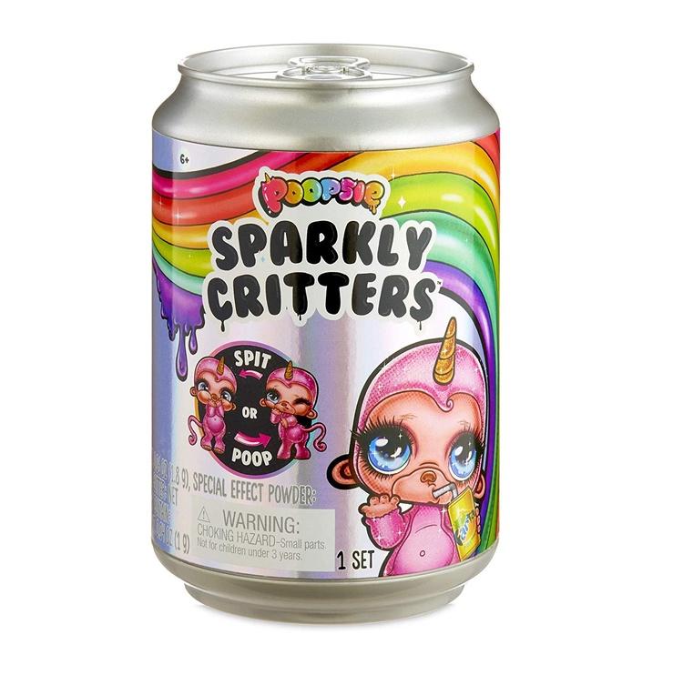 Žaislinė figūrėlė MGA Poopsie Sparkly Critters 559863