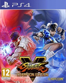 Игра для PlayStation 4 (PS4) Street Fighter V: Champion Edition PS4