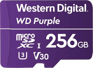 Western Digital Purple 256GB MicroSDHC UHS-I Class 10