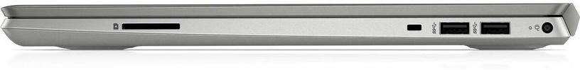 """Nešiojamas kompiuteris HP Pavilion 15-eg0012nw Silver Intel® Core™ i5, 8GB/512GB, 15.6"""""""