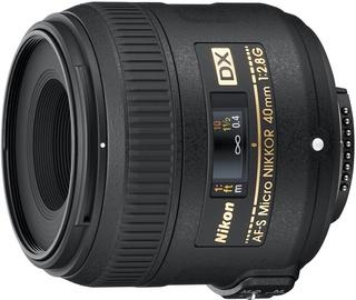 Nikon 40/F2.8G AF-S DX ED MICRO NIKKOR