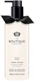 The English Bathing Company Boutique Hand Lotion 500ml Oud & Cassis