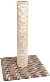 Skrāpis kaķiem Karlie Flamingo Oxford, 38x38x59 cm