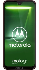 Motorola Moto G7 Plus 64GB Dual Red