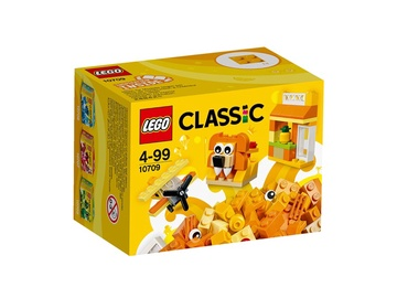 Konstruktor LEGO Classic Orange Creativity Box 10709