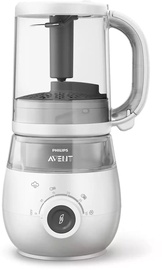 Philips Avent 4-in-1 Healthy Baby Food Maker SCF883/01