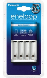 Elementu lādētājs Panasonic Eneloop BQ-CC51E Basic Charger
