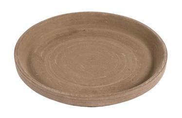 Поддон для вазона XLU 65801553, коричневый, 131 мм