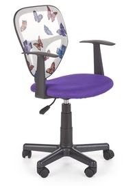 Детский стул Halmar Spiker Purple, 520x500x800 мм