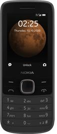 Мобильный телефон Nokia 225 4G, черный, 64MB/128MB