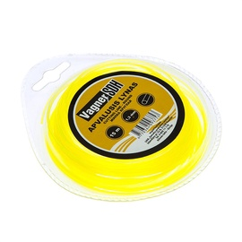 Vagner Trimmer Line 1.3mm 15m Round Yellow