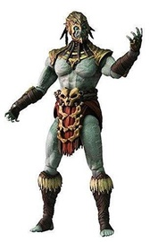 Mezco Toyz Mortal Kombat X Kotal Kahn Action
