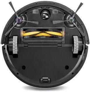 Ecovacs DEEBOT 901 Robot Vacuum Cleaner Black