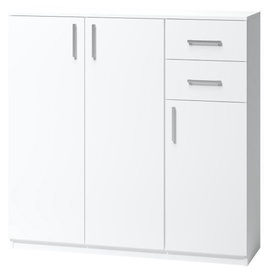 WIPMEB Tatris 06 Chest Of Drawers White