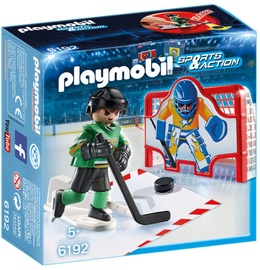 Playmobil Sports & Action Ice Hockey Shootout 6192