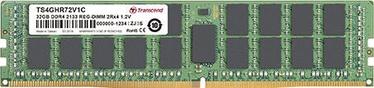 Transcend 32GB DDR4 2133MHz CL15 R-DIMM TS4GHR72V1C
