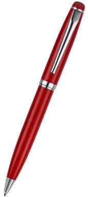 Fuliwen Ball Point Pen 121C-25 BP/Red