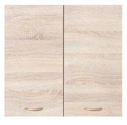 Кухонный шкаф Black Red White Junona Line G2D/60/57 Sonoma Oak, 600x305x573 мм