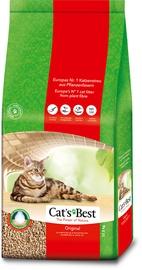 Natūralus kačių kraikas Cat's Best Original, 40 l, 17.2 kg