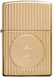 Зажигалка Zippo Armor Gold Plated Collectible