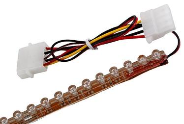 Lamptron FlexLight Standard 60 LEDs Red