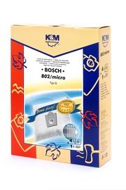 Мешок для пыли K&M B02 Mikro, 4 шт.