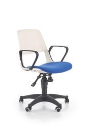 Halmar Chair Jumbo White/Blue