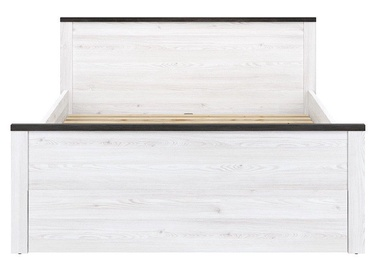 Black Red White Antwerpen Bed 160 Sibiu Larch Light