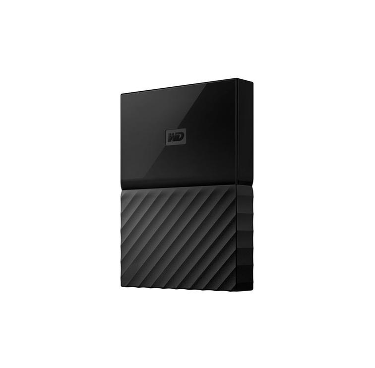 "Išorinis kietasis diskas Western Digital WDBYFT0040BBK-WESN, 2,5"", 4 TB, USB 3,0"