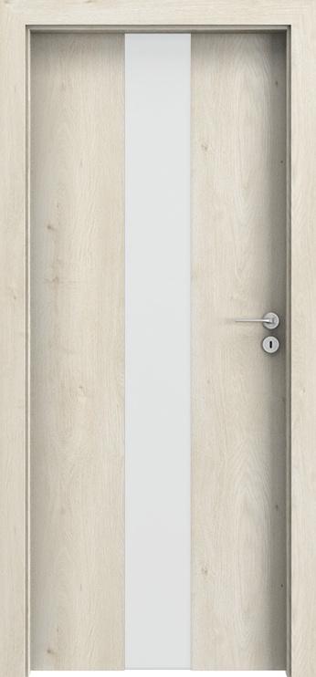 """Durų varčia """"Portafocus 2"""" skand. ąžuolo 844x2030x40 kairinė"""