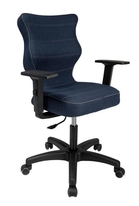 Biroja krēsls Entelo Uni TW24 Navy Blue