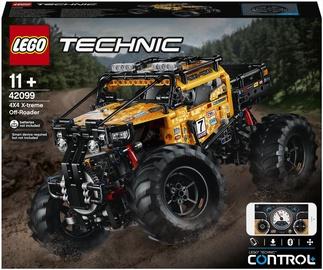 Конструктор LEGO Technic Экстремальный внедорожник 42099, 958 шт.