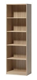 WIPMEB Tatris 10 Bookcase Sonoma Oak