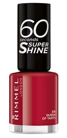 Rimmel London 60 Seconds Super Shine 8ml Nail Polish 315