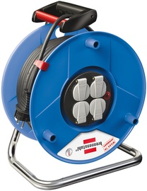 Brennenstuhl Cable Reel 4 Socket 25m 16A 230V