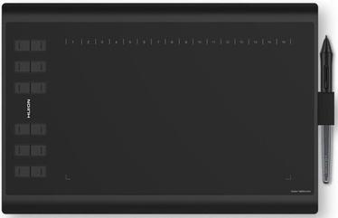 Графический планшет Huion H1060P, 360 мм x 240 мм x 10 мм, черный