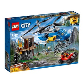 Konstruktorius LEGO City, Suėmimas kalnuose 60173