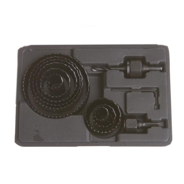 Kroņurbju komplekts kokam Vagner SDH VG053, 19-82mm, 12gab.