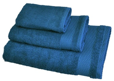 Ardenza Madison Terry Towels Set 3pcs Blue Jay