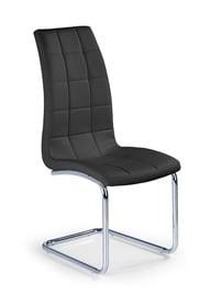 Svetainės kėdė K - 147, juoda