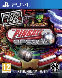 Pinball Arcade incl. Challenge Pack PS4