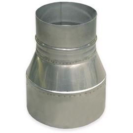 Ühendustoru üleminek Wadex Inox, 150/160 mm, roostevaba