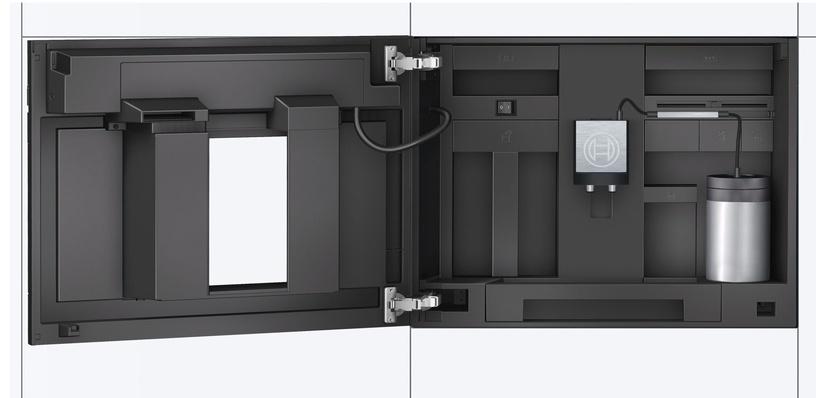 Įmontuojamas kavos aparatas Bosch CTL636ES1