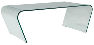 Signal Meble Tesla Coffee Table 60x120cm Transparent