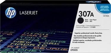 HP CE740AH Black