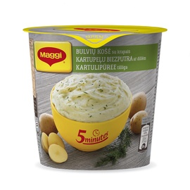 MAGGI 5MT bulvių košė su krapais, 50 g