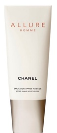 Sejas krēms Chanel Allure Aftershave Moisturizer, 100 ml