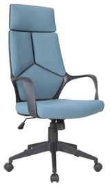 Biroja krēsls Signal Meble Rotary Q-199 Blue Black